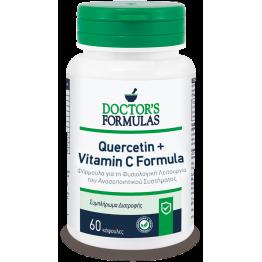 DOCTOR'S FORMULA QUERCETIN & VITAMIN C FORMULA 60 VEG.CAPS