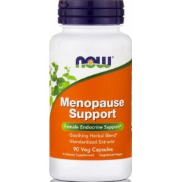 NOW FOODS MENOPAUSE SUPPORT 90 VegCaps