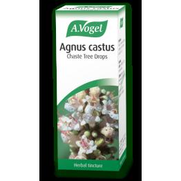 AGNUS CASTUS (ΒΑΜΜΑ ΑΠΟ ΦΡΕΣΚΙΑ ΛΥΓΑΡΙΑ) A. VOGEL 50ml