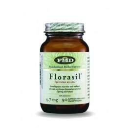 FLORASIL (ΣΥΜΠΛΗΡΩΜΑ ΟΡΓΑΝΙΚΟΥ ΠΥΡΙΤΙΟΥ) FLORA 90caps