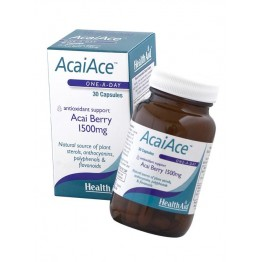 ACAI ACE (ΚΑΡΠΟΣ ΜΟΥΡΩΝ ACAI) HEALTH AID 1500mg 30caps