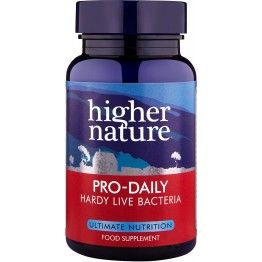 HIGHER NATURE PROBIO DAILY (ΠΡΟΒΙΟΤΙΚΟ) 30tabs