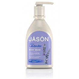 CALMING LAVENDER BODY WASH (ΑΦΡΟΛΟΥΤΡΟ ΜΕ ΧΑΛΑΡΩΤΙΚΗ ΛΕΒΑΝΤΑ) JASON 887ml JASON