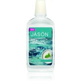 SEA SALT MOUTHWASH (ΣΤΟΜΑΤΙΚΟ ΔΙΑΛΥΜΑ ΜΕ ΘΑΛΑΣΣΙΝΟ ΑΛΑΤΙ) JASON 474ml ΣΤΟΜΑΤΙΚΑ ΔΙΑΛΥΜΑΤΑ