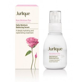ROSE MOISTURE PLUS DAILY MOISTURE BALANCING SERUM (ΕΝΥΔΑΤΙΚΟΣ ΑΝΤΙΟΞΕΙΔΩΤΙΚΟΣ ΟΡΟΣ) JURLIQUE 30ml JURLIQUE
