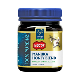 MANUKA HONEY MGO 30+ (ΜΕΛΙ MANUKA) MANUKA HEALTH 250gr MANUKA HEALTH