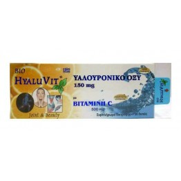 HYALUVIT (ΦΟΡΜΟΥΛΑ ΥΑΛΟΥΡΟΝΙΚΟΥ ΟΞΕOΣ) 30tabs