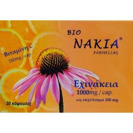 NAKIA BIO (ΓΙΑ ΤΗ ΓΡΙΠΗ ΚΑΙ ΤΟ ΚΡΥΟΛΟΓΗΜΑ) 30caps