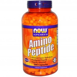 AMINO PEPTIDE (ΑΜΙΝΟΞΕΑ) NOW SPORTS 400mg 300caps