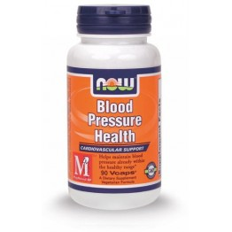 BLOOD PRESSURE HEALTH NOW FOODS 90vcaps