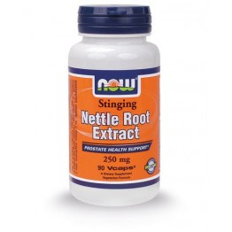 NETTLE ROOT EXTRACT (ΕΚΧΥΛΙΣΜΑ ΤΣΟΥΚΝΙΔΑΣ) NOW FOODS 250mg 90vcaps ΚΥΣΤΙΤΙΔΕΣ