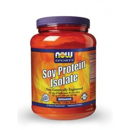 SOY PROTEIN ISOLATE NOW SPORTS 1.2lb (544.8gr)