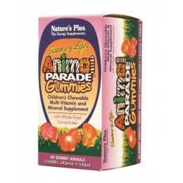 ANIMAL PARADE GUMMIES NATURE'S PLUS 50gummies ΣΥΜΠΛΗΡΩΜΑΤΑ