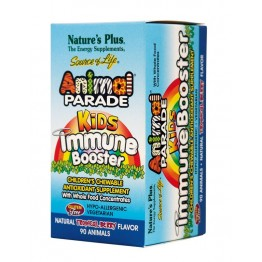 ANIMAL PARADE KIDS IMMUNE BOOSTER NATURE'S PLUS 90tabs ΣΥΜΠΛΗΡΩΜΑΤΑ