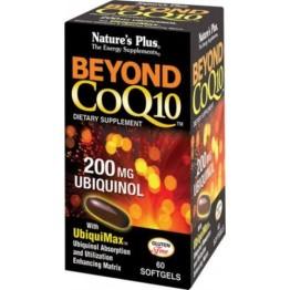 BEYOND CoQ10 (200mg UBIQUINOL) NATURE'S PLUS 30caps ΠΕΡΙΟΔΟΝΤΙΤΙΔΑ