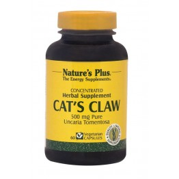 CAT'S CLAW NATURE'S PLUS 60vcaps ΕΠΟΧΙΚΕΣ