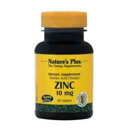 ZINC NATURE'S (ΧΗΛΙΚΟΣ ΨΕΥΔΑΡΓΥΡΟΣ) PLUS 10mg 90tabs