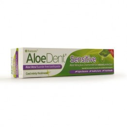 ALOE DENT SENSITIVE TOOTHPASTE (ΟΔΟΝΤΟΚΡΕΜΑ ΑΛΟΗΣ) OPTIMA 100ml OPTIMA HEALTH & NUTRITION