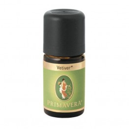 ΒΕΤΙΒΕΡΙΑ (VETIVER) BIO PRIMAVERA 5ml