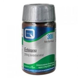 ECHINACEA PURPUREA (ΕΚΧΥΛΙΣΜΑ ΡΙΖΑΣ ΕΧΙΝΑΚΕΙΑ) QUEST 294mg Extract eq. to 500mg 30tabs ΒΕΛΤΙΩΣΗ ΑΜΥΝΑΣ