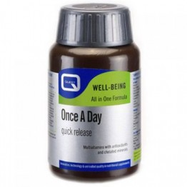 ONCE A DAY QUICK RELEASE (ΠΟΛΥΒΙΤΑΜΙΝΗ) QUEST 30tabs ΠΟΛΥΒΙΤΑΜΙΝΕΣ