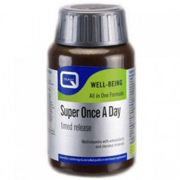 SUPER ONCE A DAY TIMED RELEASE (ΠΟΛΥΒΙΤΑΜΙΝΗ) QUEST 30tabs ΠΟΛΥΒΙΤΑΜΙΝΕΣ