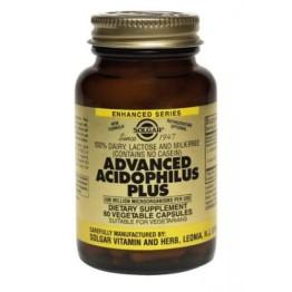 ADVANCED ACIDOPHILUS PLUS (ΠΡΟΒΙΟΤΙΚΗ ΦΟΡΜΟΥΛΑ) SOLGAR veg.caps 60s ΠΡΟΒΙΟΤΙΚΑ
