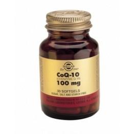 COENZYME Q-10 (ΣΥΝΕΝΖΥΜΟ Q-10) SOLGAR 100mg softgels 30s ΕΝΔΥΝΑΜΩΣΗ & ΑΝΑΠΛΑΣΗ