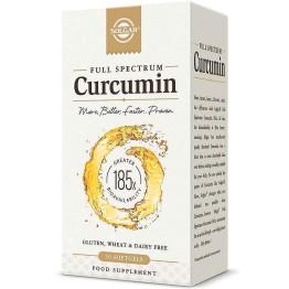 CURCUMIN FULL SPECTRUM (ΚΟΥΡΚΟΥΜΑΣ ΣΕ ΚΑΨΟΥΛΕΣ) SOLGAR softgels 30s ΑΡΘΡΙΤΙΔΑ - ΟΣΤΕΟΑΡΘΡΙΤΙΔΑ