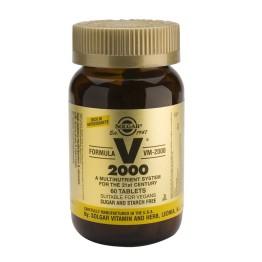 FORMULA V.M. 2000 (ΠΟΛΥΒΙΤΑΜΙΝΗ) SOLGAR tabs 30s