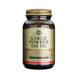 GARLIC (ΣΚΟΡΔΟ) SOLGAR 500mg veg.caps 90s