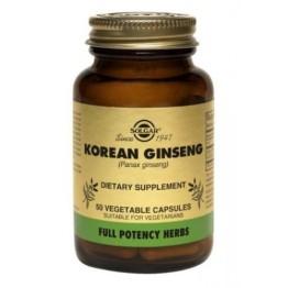 KOREAN GINSENG SOLGAR veg.caps 50s ΥΠΟΤΑΣΗ