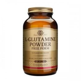 L-GLUTAMINE POWDER (L-ΓΛΟΥΤΑΜΙΝΗ) SOLGAR 200gr