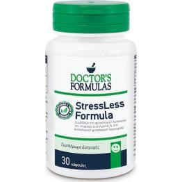 DOCTOR'S FORMULAS STRESS LESS FORMULA 30 caps